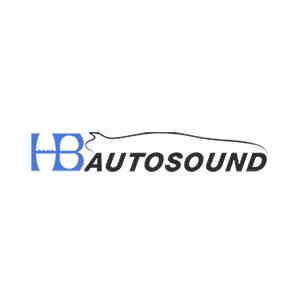 HB Autosound Logo - On The Move Marketing