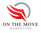 On The Move Marketing Logo